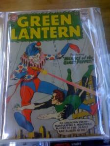 Green Lantern #1 - It can make a grown man cry